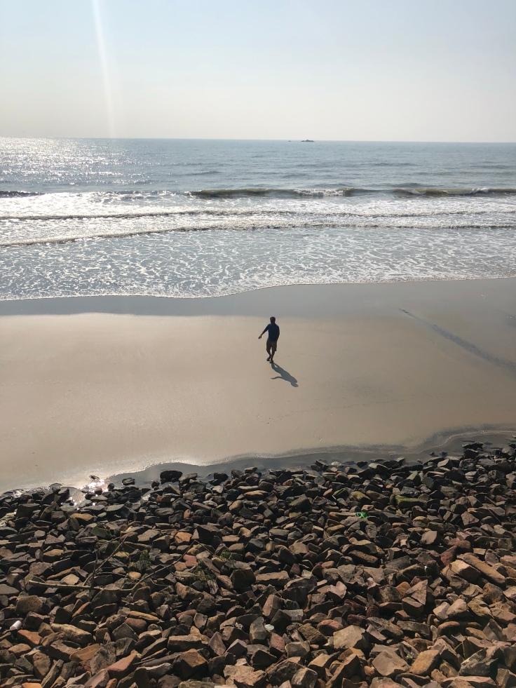 Devbagh beach , travel blogger