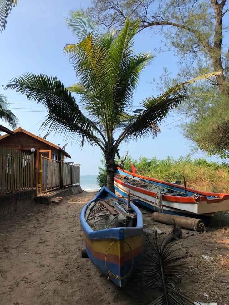 Galaxy Coastal cottages at Devbagh beach