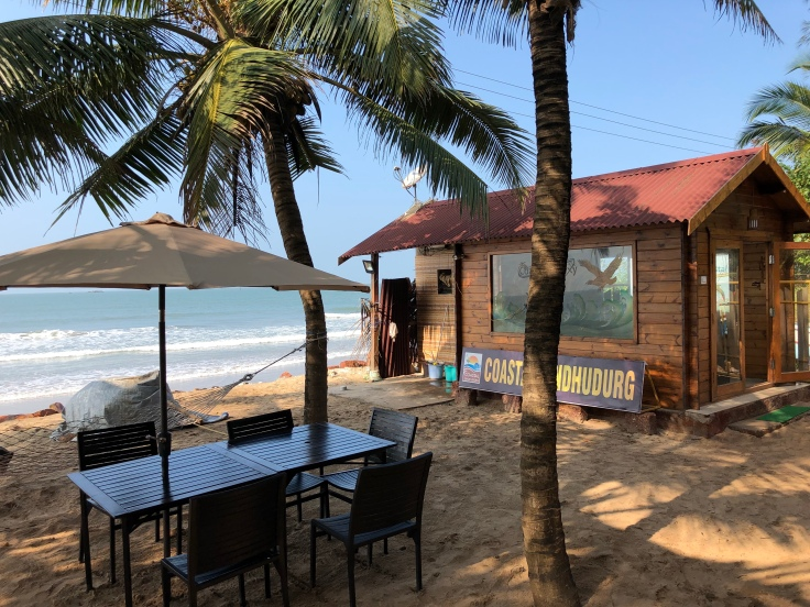 Galaxy Coastal cottages at Devbagh beach, , travel blogger