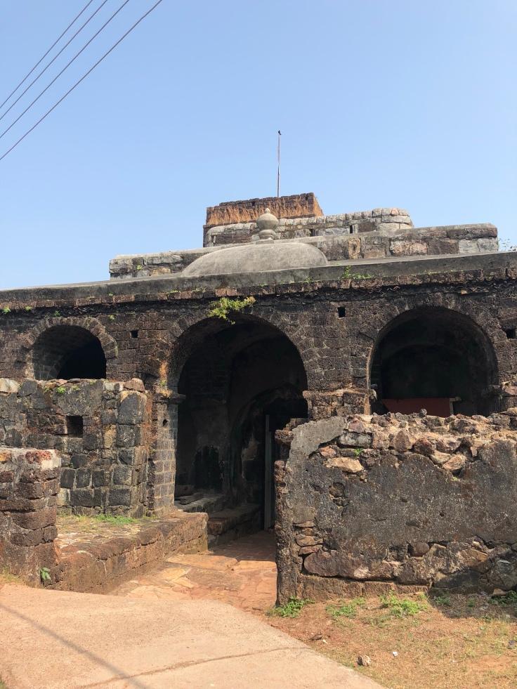 Sindhudurga Fort in India