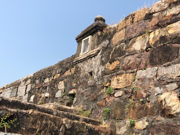 Sindhudurga Fort in India , travel blog