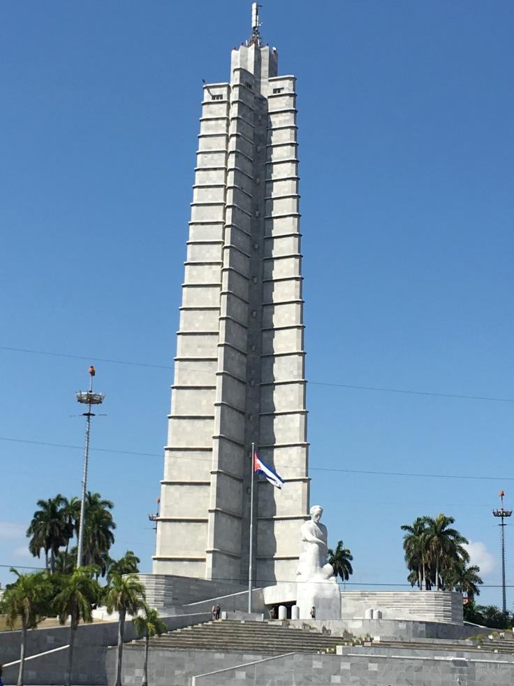 Plaza de la Revolución (Revolution Square) Havana, Cuba