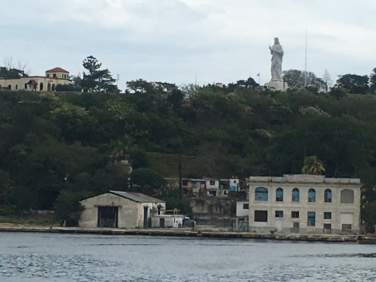 Check out the wonderful views of the Christ of Havana, Cuba