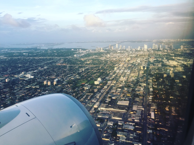 Up in the Clouds - Flight Photography Above Miami
