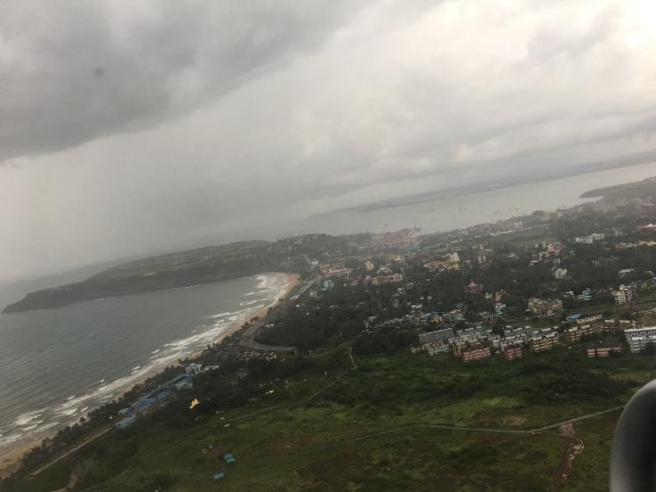 Up in the Clouds - Flight Photography Above Goa, India during Monsoon
