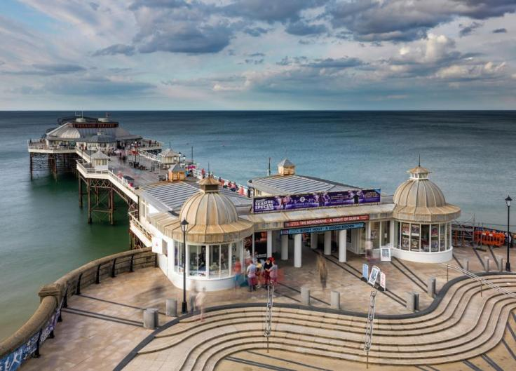 Cromer Pier, Norfolk coastal Road Trip
