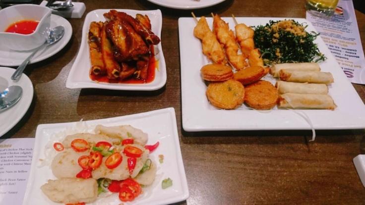 San Chinese Restaurant, Chelmsford